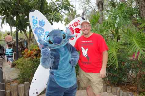 Stitch - Typhoon Lagoon (5)