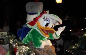 Disney World christmas parade magic kingdom disney world