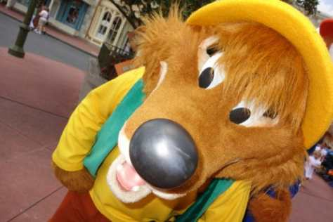 brer-fox-at-long-lost-friends-week-in-magic-kingdom-in-walt-disney-world