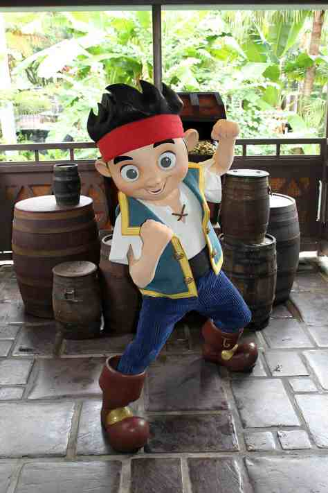 Limited Time Magic Pirates Week Jake and the Neverland Pirates