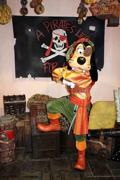 Limited Time Magic Pirates Week Goofy