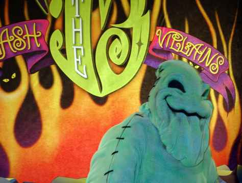Unleash the Villains Hollywood Studios 2013 ktp Oogie Boogie (1)