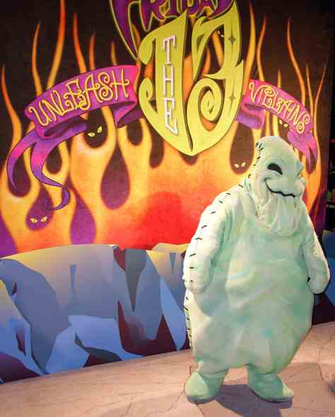 Unleash the Villains Hollywood Studios 2013 ktp Oogie Boogie (3)