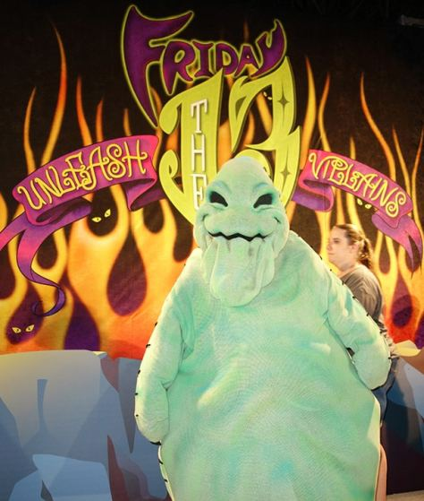 Unleash the Villains Hollywood Studios 2013 ktp Oogie Boogie (5)