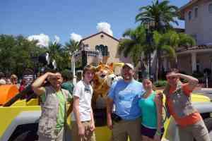 Universal Studios Orlando Dora and Diego Meet and Greet (5)
