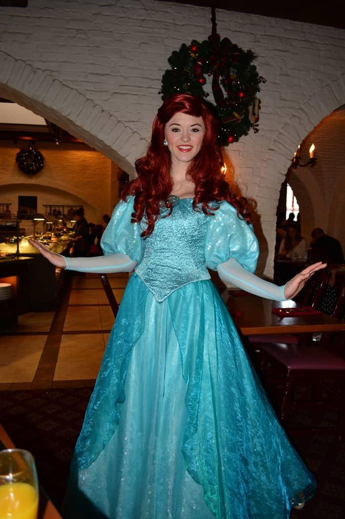 Walt Disney World Epcot Akershus Royal Banquet Hall