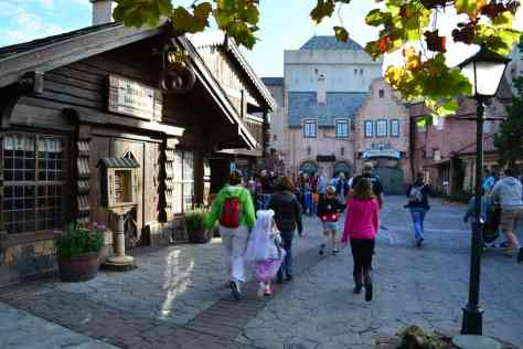 Walt Disney World, Epcot, Norway