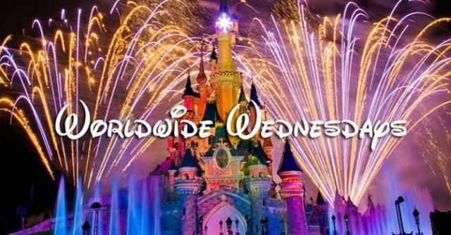 Disneyland Paris characters meet and greets