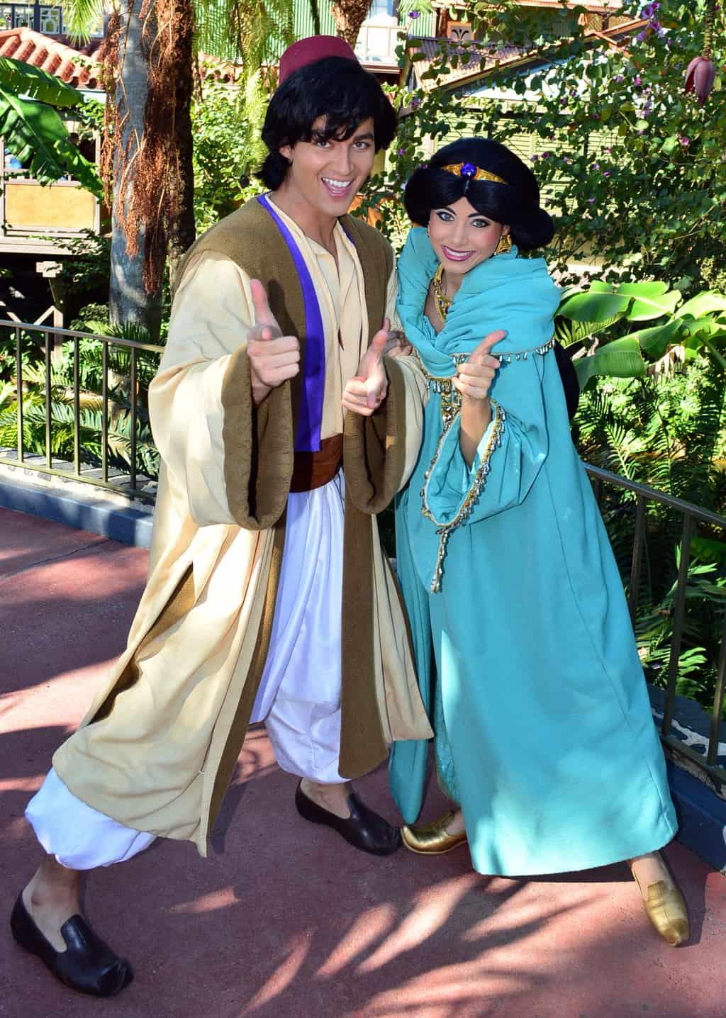 POLL Should Disney Bring Back Princess Jasmines Original