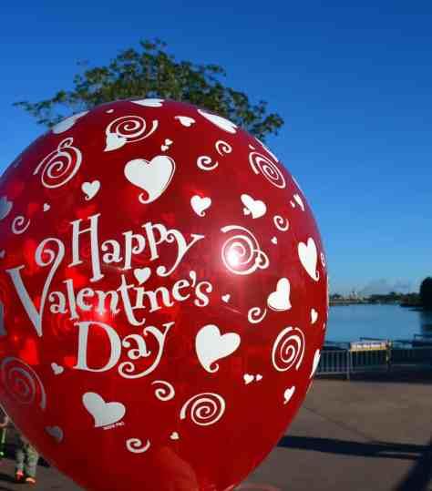 Walt Disney World, Magic Kingdom, Valentines Day