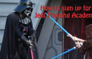 how to sign up for Jedi Training Academy, how to get picked for Jedi Training Academy