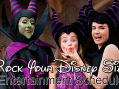 rock your disney side 24 hour magic kingdom day schedule times guide