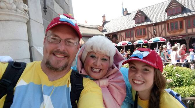 Another endearing character not offering regular meets in the Magic Kingdom
