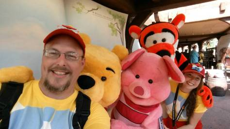 25 - Winnie the Pooh, Piglet and Tigger - next to ride (1)