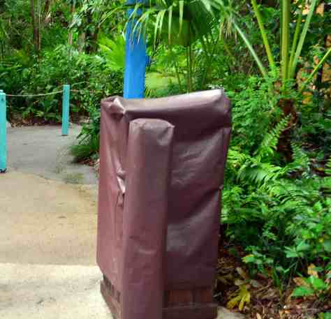Fastpass+ touchpoint covered at Daisy and Donald meet and greet in Animal Kingdom