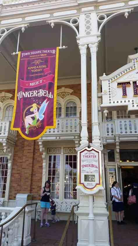 Meet Tinker Bell in Walt Disney World Magic Kingdom a (3)