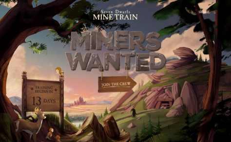 seven dwarfs mine train sign ups