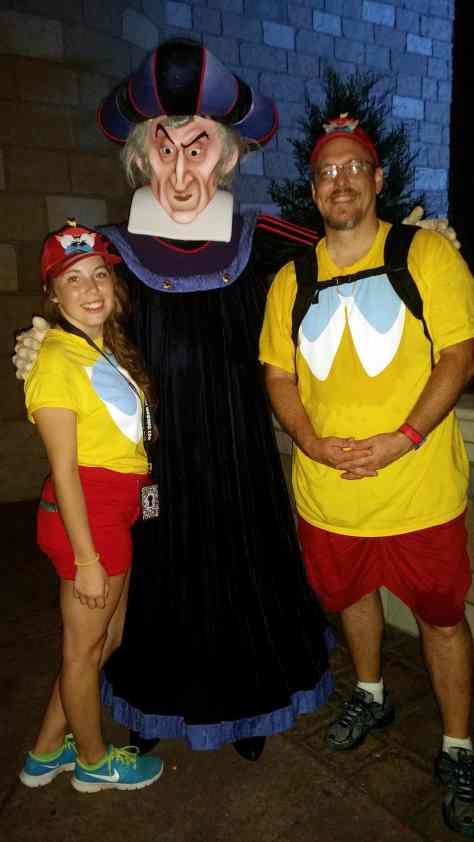 93 - Frollo meet - beside castle