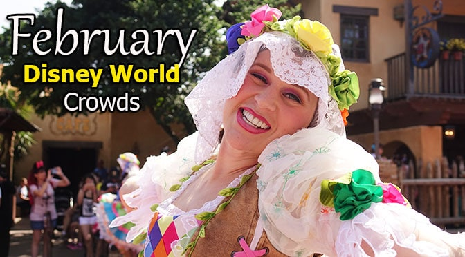 Kenny The Pirate Crowd Calendar February 2020 Disney World Crowd Calendar February 2020   KennythePirate.com