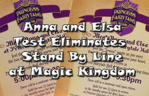 anna and elsa test eliminates stand by line at magic kingdom