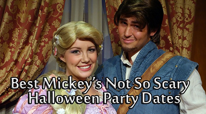 official dates for not so scary halloween party and very merry christmas party