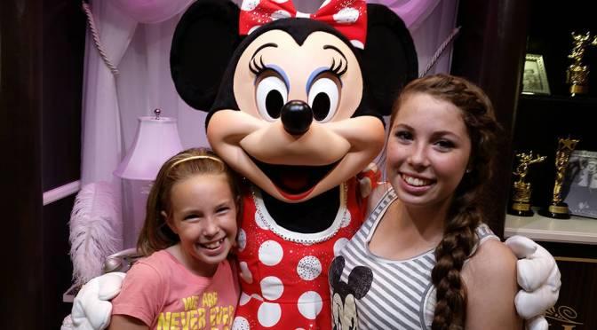 KennythePirate's daily adventure 2 – The hidden Minnie