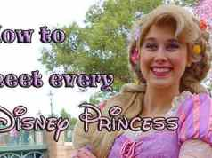 how to meet every princess at disney world