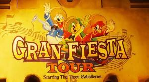 Gran Fiesta Tour at Epcot in Walt Disney World l kennythepirate