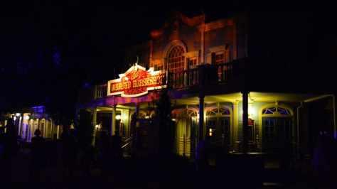 Mickey's Not So Scary Halloween Party 2014 Club Villain