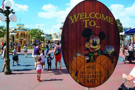 Mickey's Not So Scary Halloween Party 2014 (6)