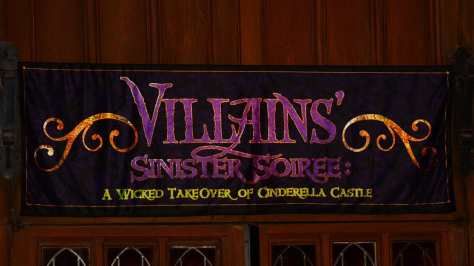 Villains Sinister Soiree at Mickey's Not So Scary Halloween Party September 2014 (1)