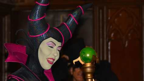 Villains Sinister Soiree at Mickey's Not So Scary Halloween Party September 2014 (32)