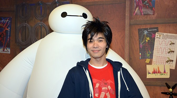 ask hiro and baymax meet