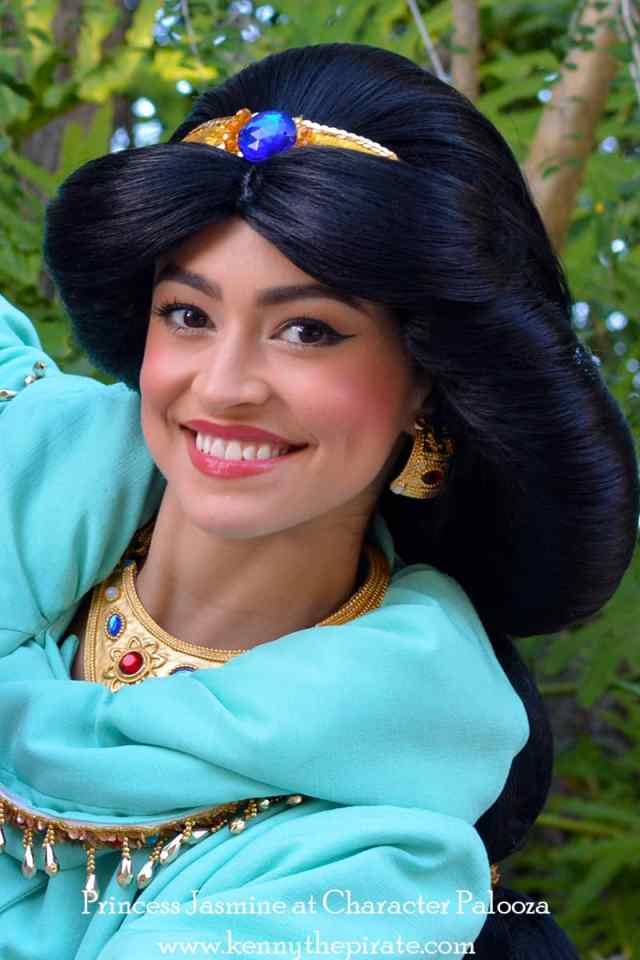 Character Palooza Hollywood Studios Walt Disney World Princess Jasmine