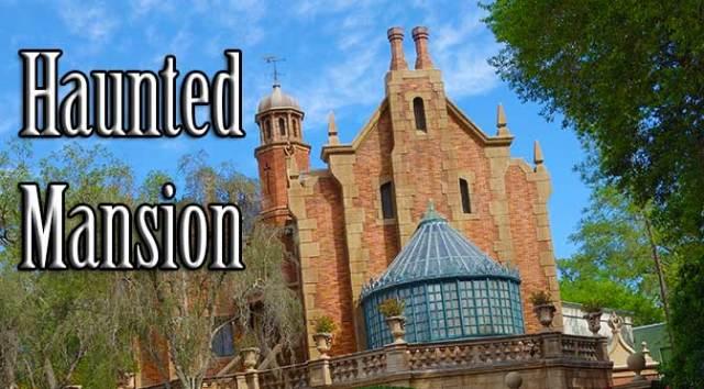 haunted mansion walt disney world magic kingdom liberty square