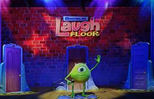 monsters inc laugh floor comedy club tomorrowland magic kingdom disney world