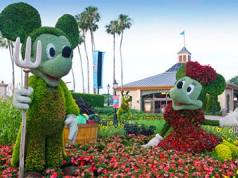 Epcot International Flower and Garden Festival 2020