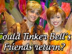 Tinker Bell Fairy Friends Returning to Walt Disney World l kennythepirate.com