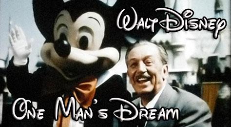 Walt Disney One Man's Dream Hollywood Studios Walt Disney World