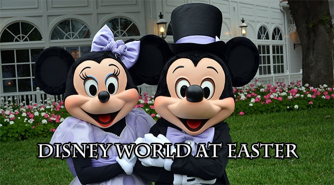 Easter activities at Walt Disney World