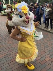 Disneyland Paris Swing into Spring Clarice 3