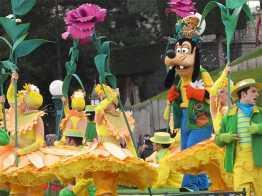 Disneyland Paris Swing into Spring Goofy