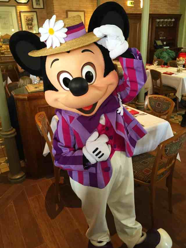 Disneyland Paris Swing into Spring Mickey Mouse