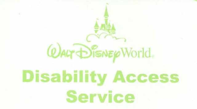 Walt Disney World Disability Access Service changing from paper to digital with MagicBands and Tickets
