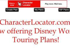Character Locator Disney World Touring Plans