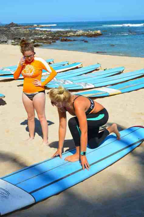 North Shore Surf Girls Surfing Lesson Oahu Hawaii (8)