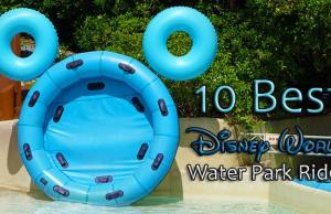 10 Best Disney World Water Park Rides KennythePirate