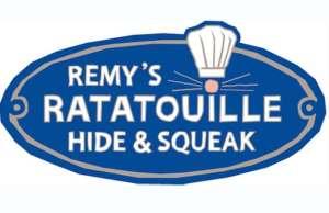 Remy's Ratatouille Hide & Squeak