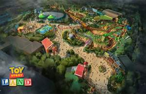 Toy Story Land coming to Disney Hollywood Studios in Walt Disney World