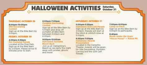 Halloween 2015 Fort Wilderness Resort